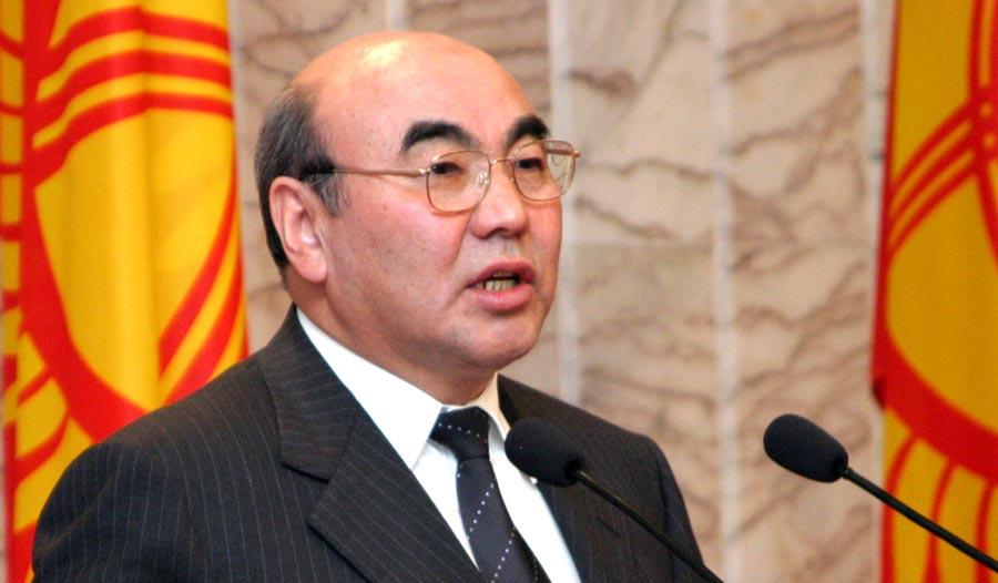 Аскар Акаев / Пресс-служба президента
