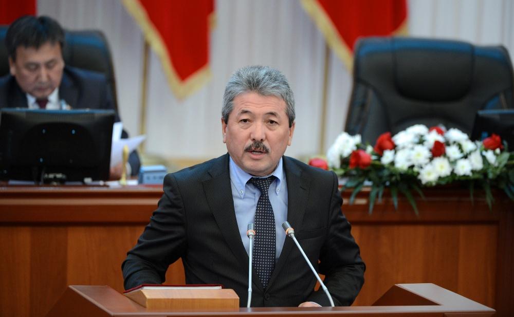 Адылбек Касымалиев