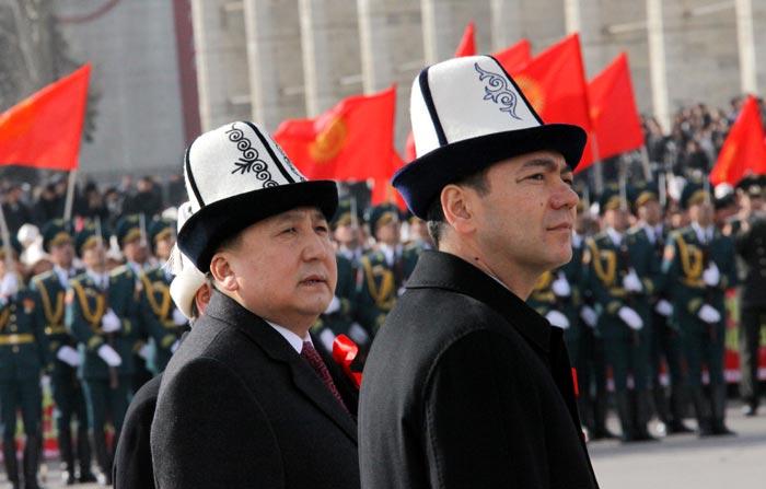 Асылбек Жээнбеков, Омурбек Бабанов