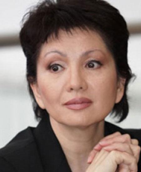 Дочь актера Талгата Нигматулина Линда: и, которые