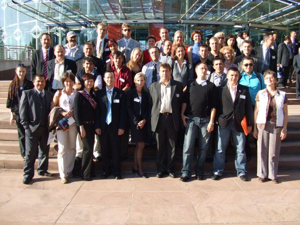 Высший международный курс про правам человека(Варшава.Хельсинский Фонд по правам человека).