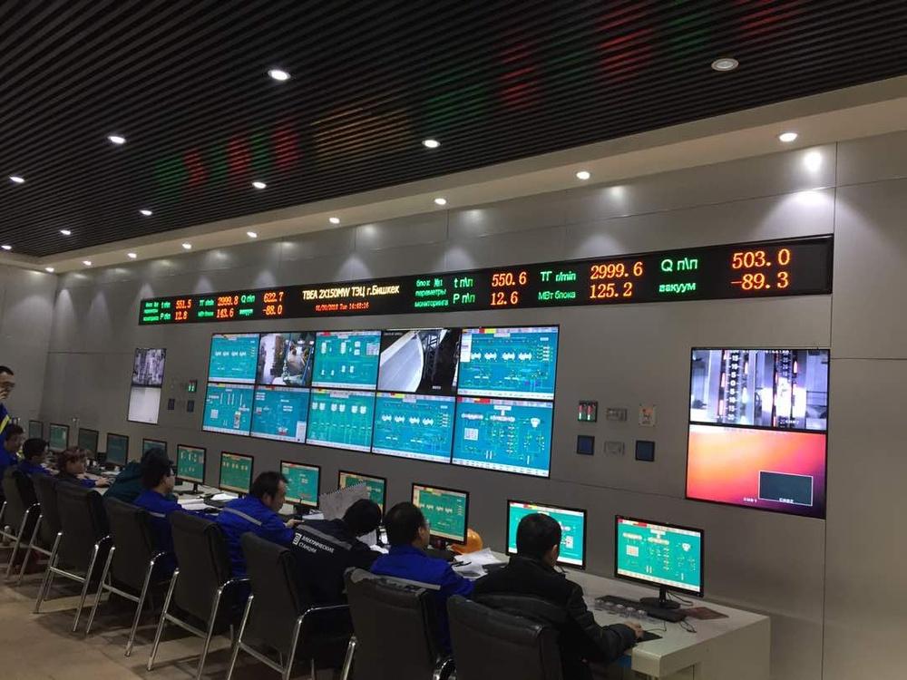 Только через 3 дня после аварии на ТЭЦ дали команду подключить второй блок, - замглавы проекта от TBEA Чжу Хай Лонг