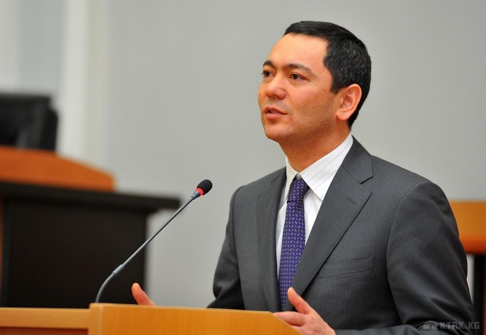 Омурбек Бабанов