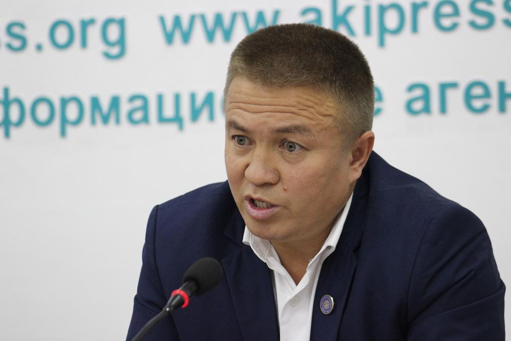 Данияр Маманов