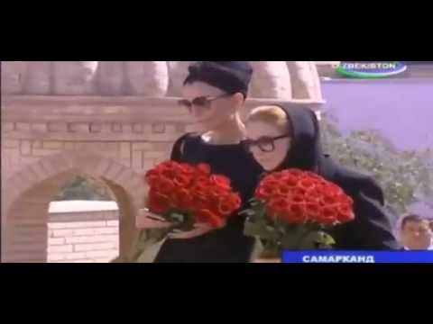 вдова и дочь каримова фото
