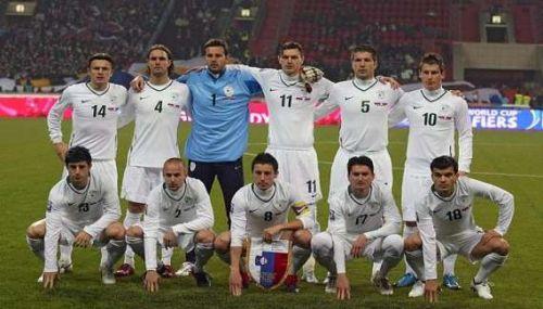 Фото с сайта Федерации футбола Алжира