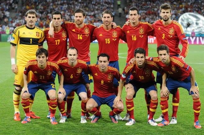Сборная испании по футболу на чемпионате мира