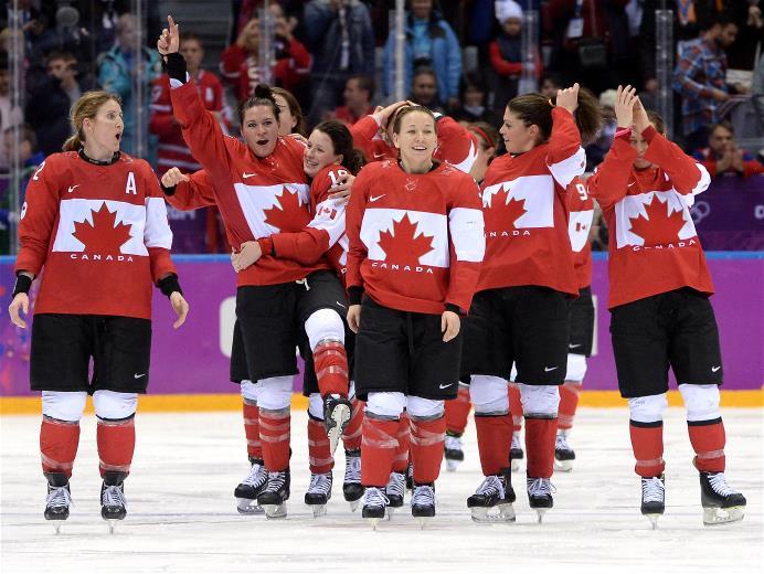 Олимпиада хоккейканада сша женьщины прогнозы