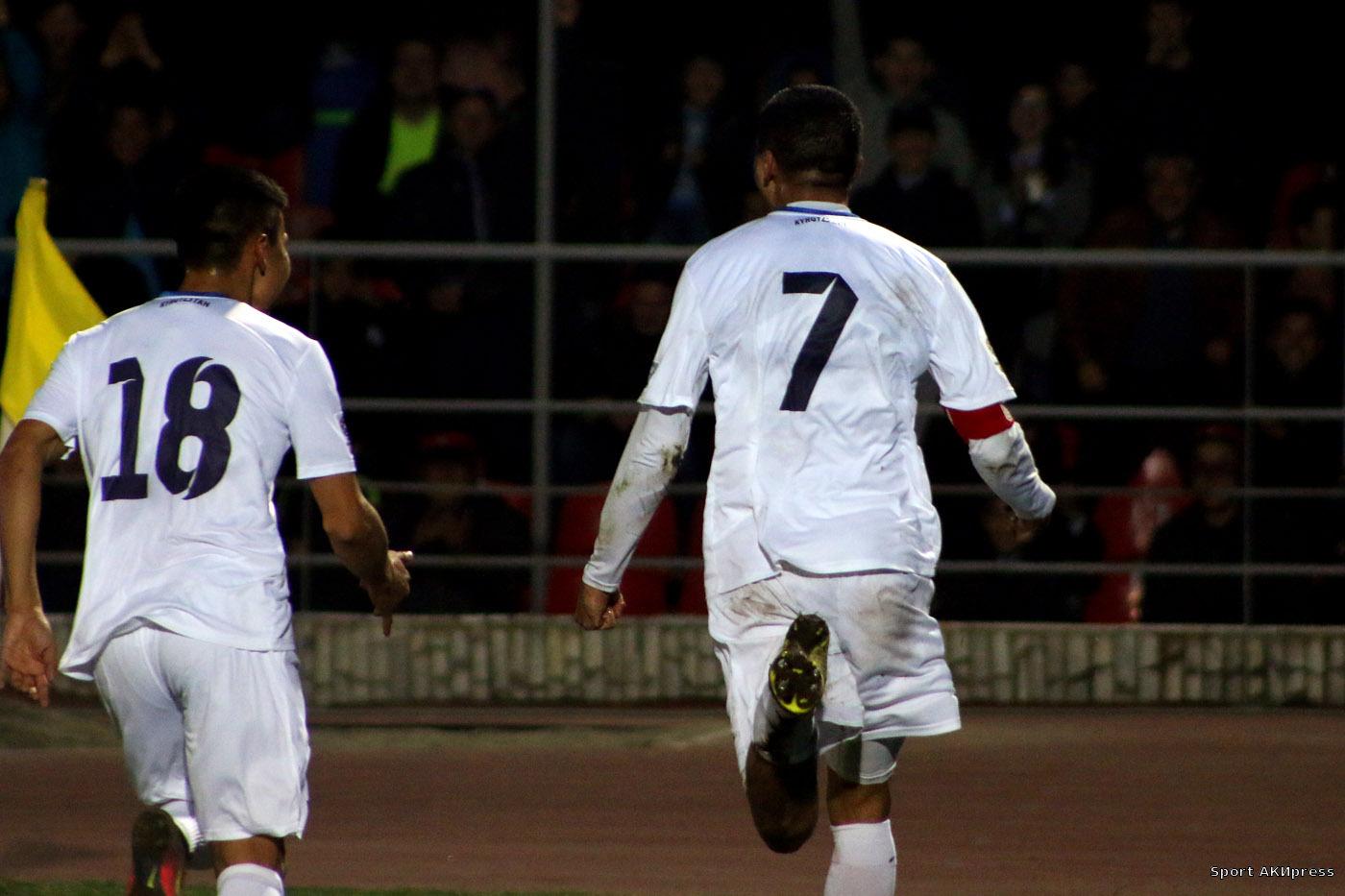 Кыргызстан Макао 1-0 (43)