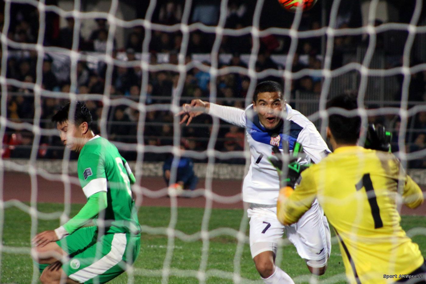 Кыргызстан Макао 1-0 (42)