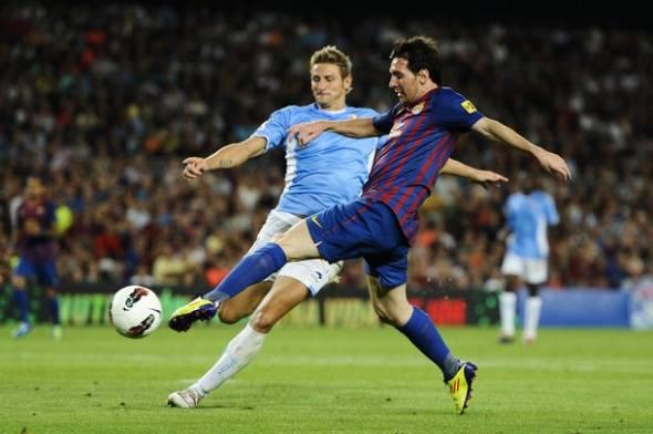 Футбол кубок испании барселона осасуна