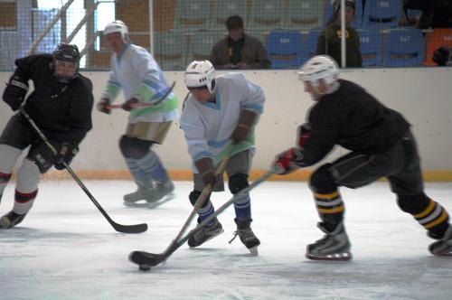 хоккей КР