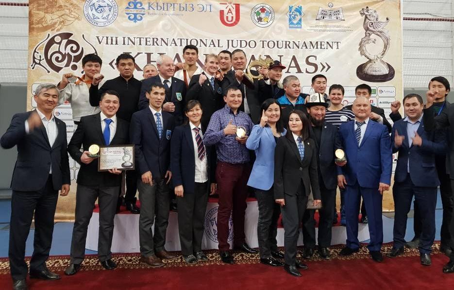 Кубок Хан Манас1 2017
