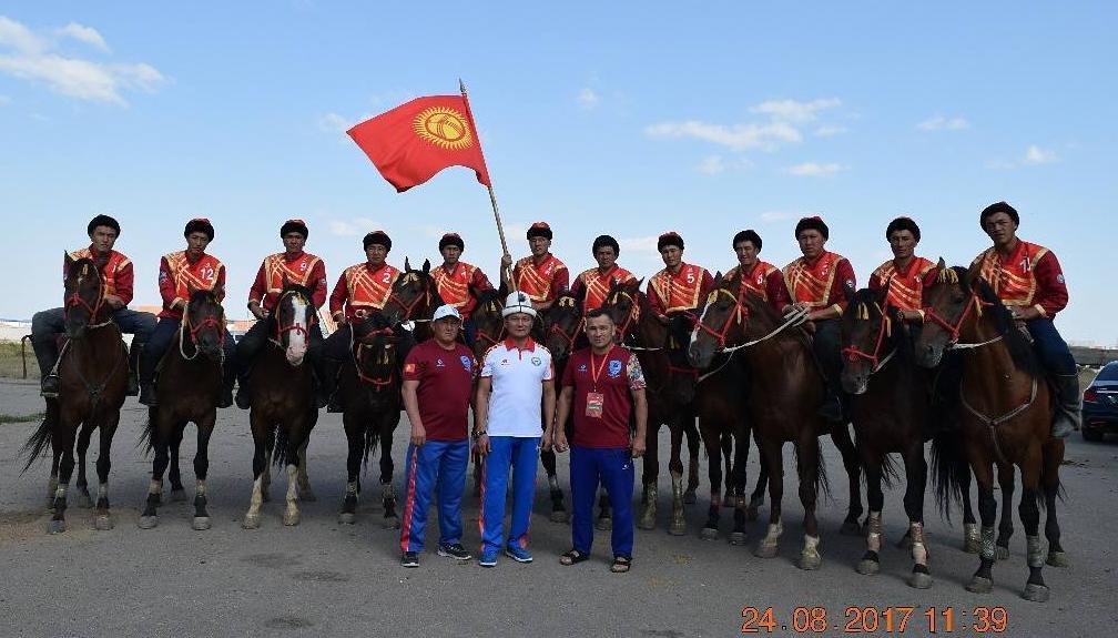 Сборная Кыргызстана по кок-бору111
