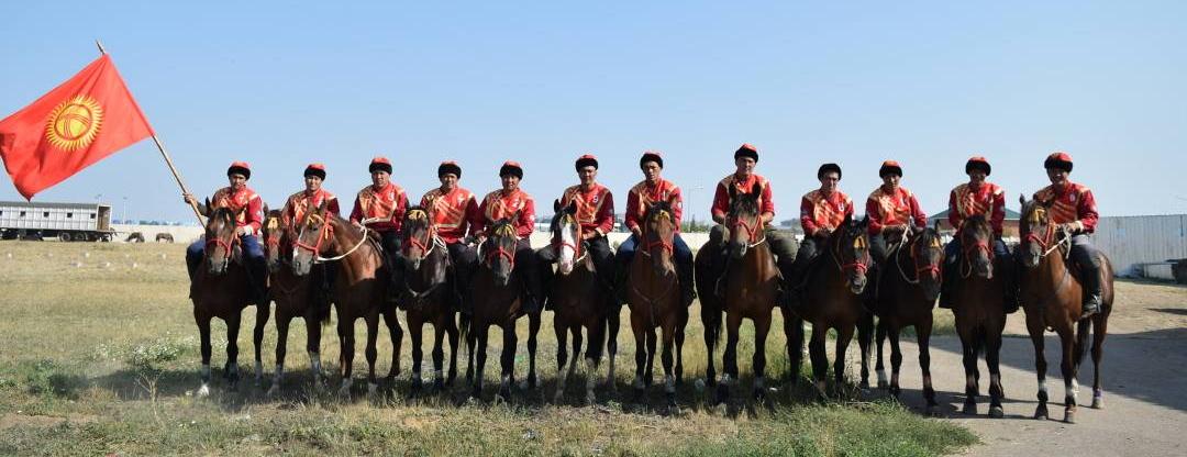Сборная Кыргызстана