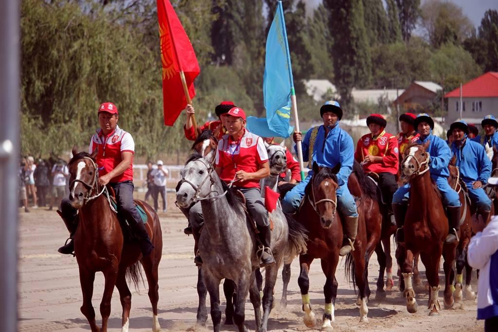 Кыргызстан - Казахстан1