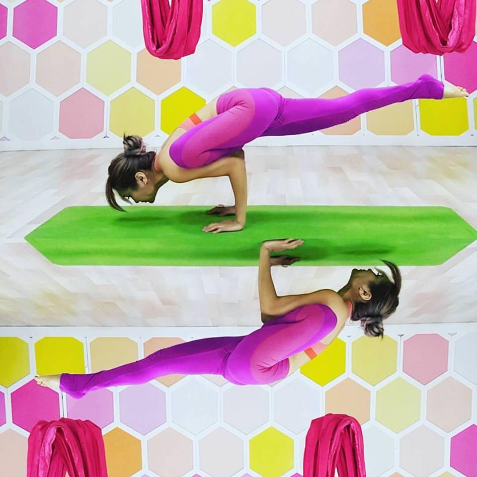 Дыхание для похудения йога