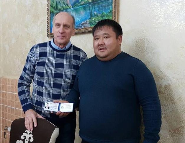 Калыбек Курманалиев