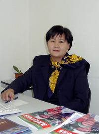 Алина Сагинбаева