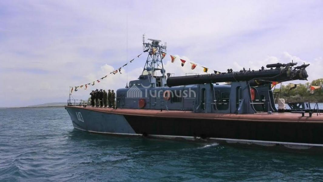 подводная лодка на иссык куле