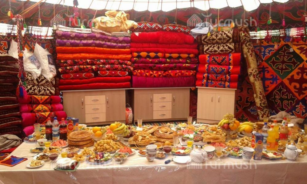 Кыргызские традиции