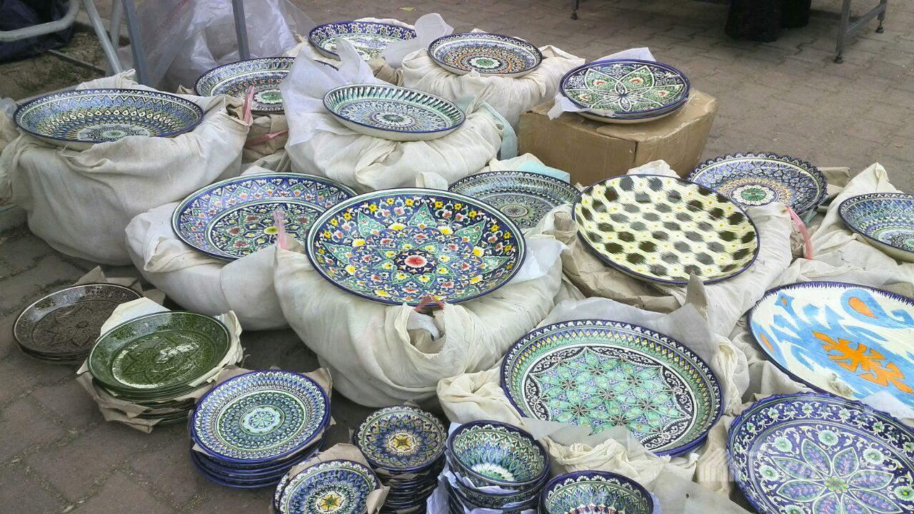 Что привезти из узбекистана фото