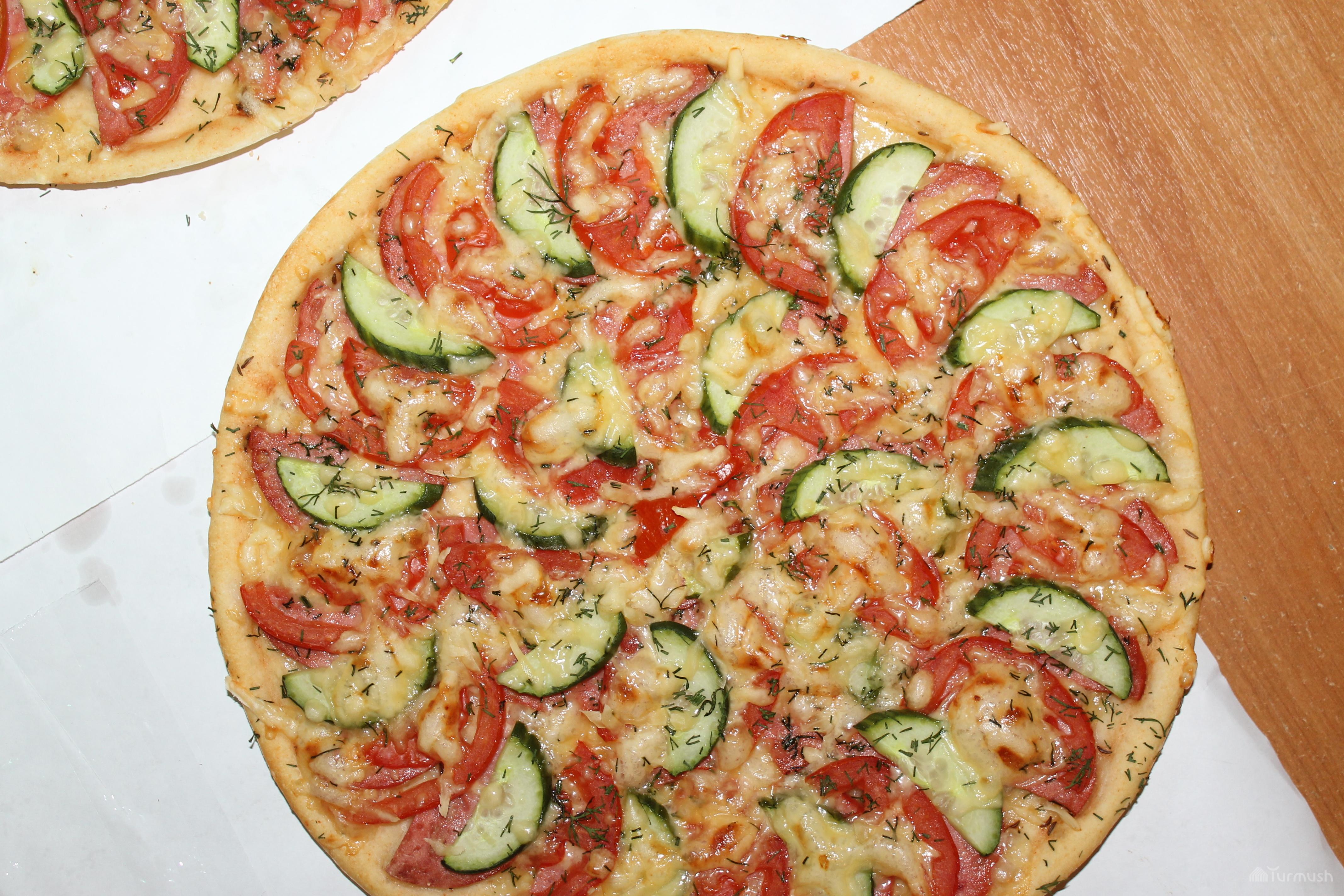 Как нужно сделать пиццу