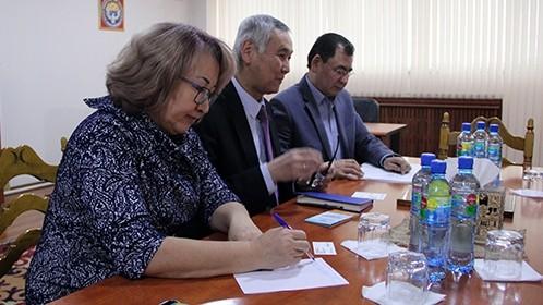 Кыргызстан, Австрия и Эстония договорились сотрудничать по проекту технопарков легкой промышленности