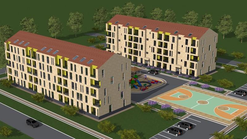 Строительство 9-этажного жилого дома в Тунгуче обойдется в 230,2 млн сомов, 1 кв.м. — почти в 40 тыс. сомов, - Госипотечная компания