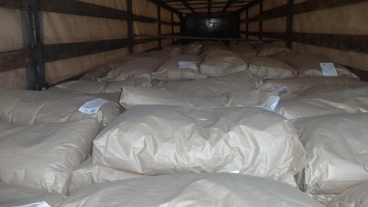 Россельхознадзор в марте не пропустил на территорию России более 86 тонн сухого молока производства Кыргызстан