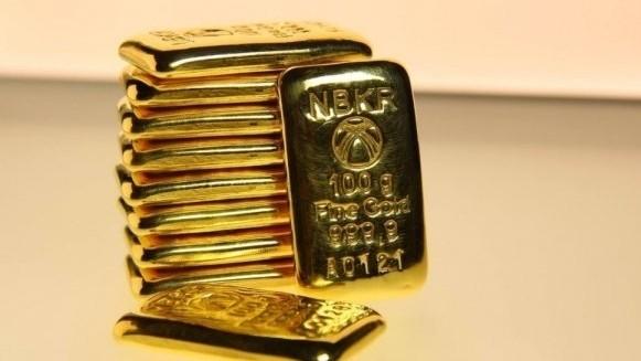 Нацбанк установил размер комиссионной надбавки при реализации золотых слитков