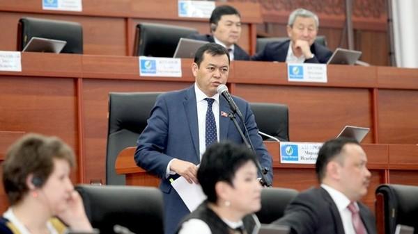 Секс жизн кыргызских депутатов