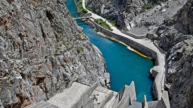 Корейская фирма выиграла тендер на реабилитацию затворов и гидромеханического оборудования Токтогульской ГЭС