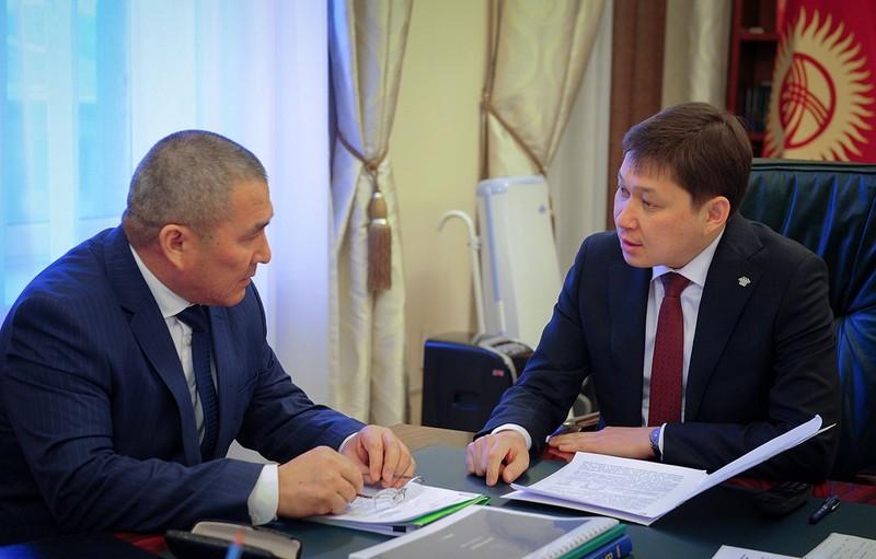 Доставка товаров и грузов транзитом через территорию Узбекистана на юг Кыргызстана – это быстрый безопасный способ, - С.Исаков