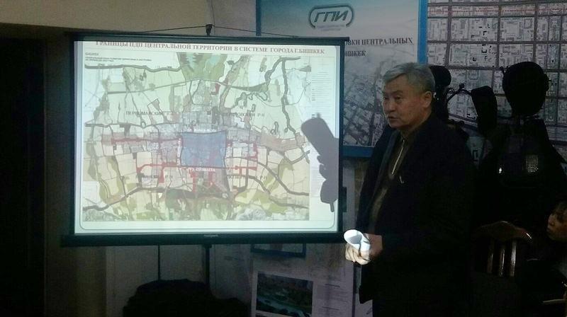 Центр Бишкека не должен быть заполонен частными застройками, - глава института о сносе одноэтажных зданий