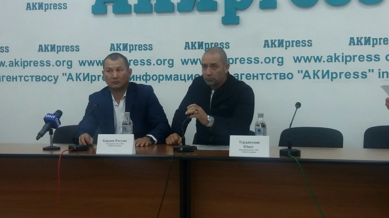 Предприниматели ТРК «Дордой Дыйкан»: Э.Салымбеков нарушает договор аренды, мы написали заявление в ГСБЭП
