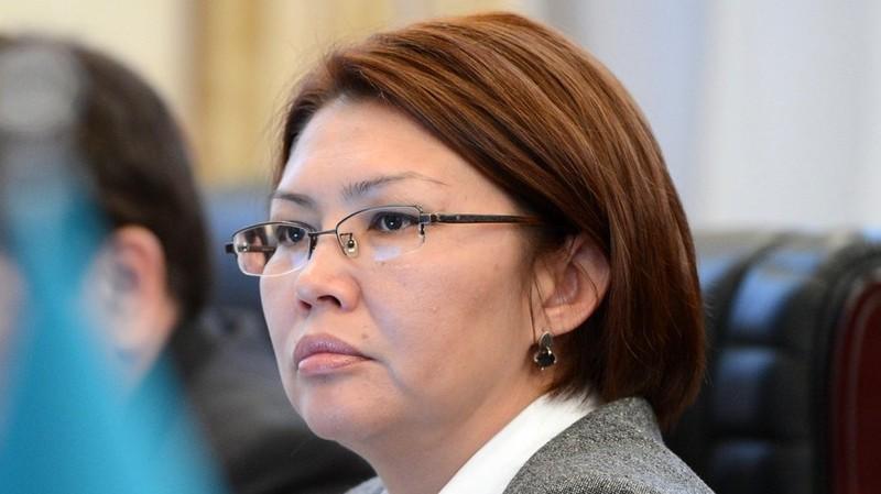 Депутат поинтересовалась, как идет таможенная сверка между Китаем и Кыргызстаном