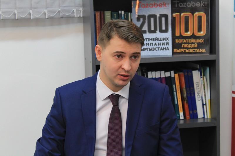 Онлайн-конференция Tazabek: Ответы министра экономики Артема Новикова на вопросы читателей