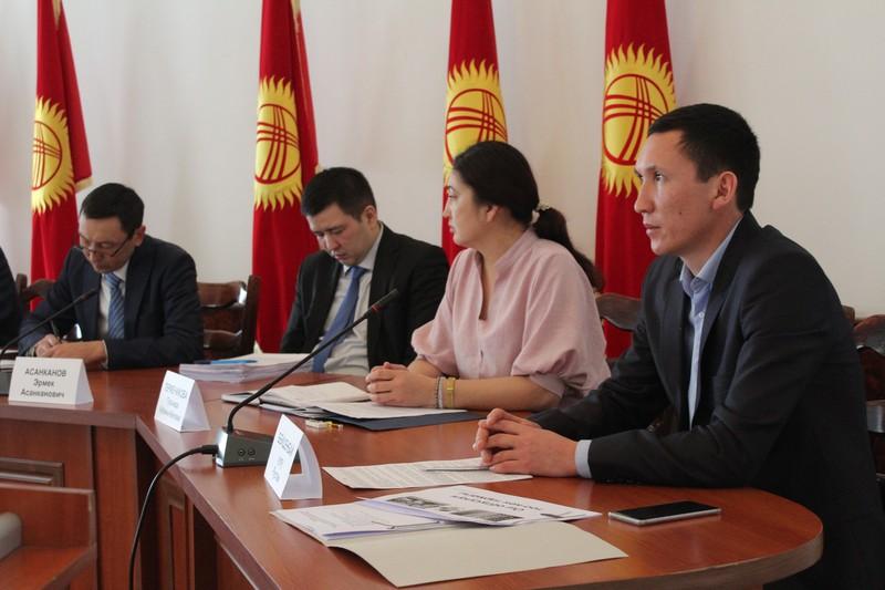 В Оше обсудили запуск простаивающих предприятий и развитие электроэнергетики