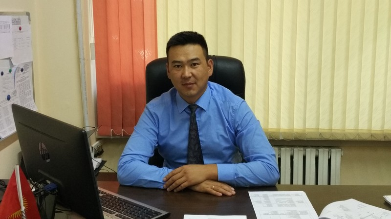 31-летний М.Жумабаев назначен гендиректором ГП «Кыргыз автобекети»