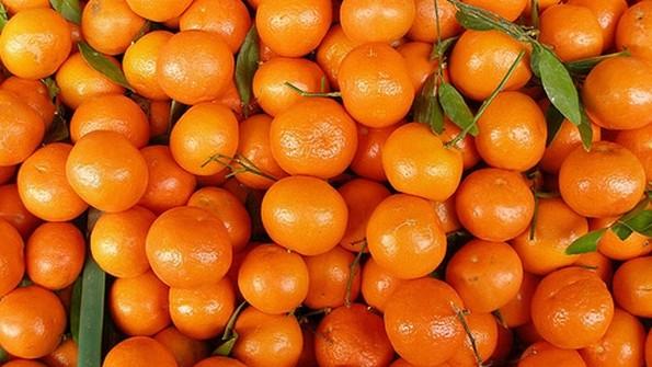 Таможенники предотвратили незаконный ввоз мандаринов