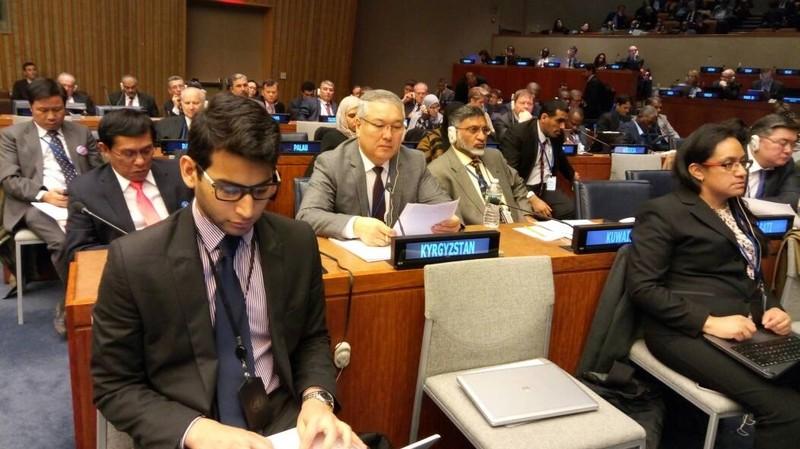 Кыргызстан участвует в 49 Сессии Статкомиссии Экономического и Социального совета ООН в Нью-Йорке