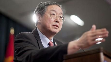 Глава Центробанка Китая ушел в отставку после 15 лет работы