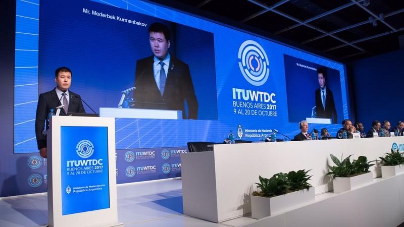 Представители Госкомсвязи приняли участие во Всемирной конференции по развитию электросвязи в Аргентине