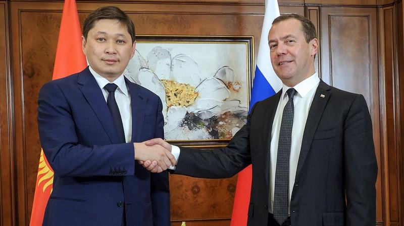 Россия отметила плодотворную работу Кыргызстана в рамках председательствования в ЕАЭС