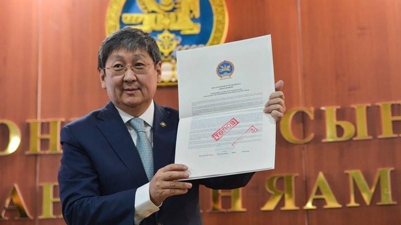 Монголия погасила долг по облигациям Чингис на сумму $127 млн