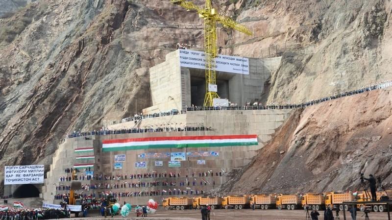 Первый агрегат Рогунской ГЭС будет сдан в срок, несмотря на проблемы, – Минэнерго РТ