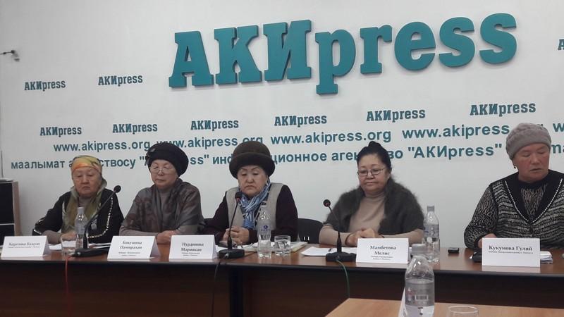 Пайщики центрального рынка города Токтогул заявляют о незаконной приватизации рынка