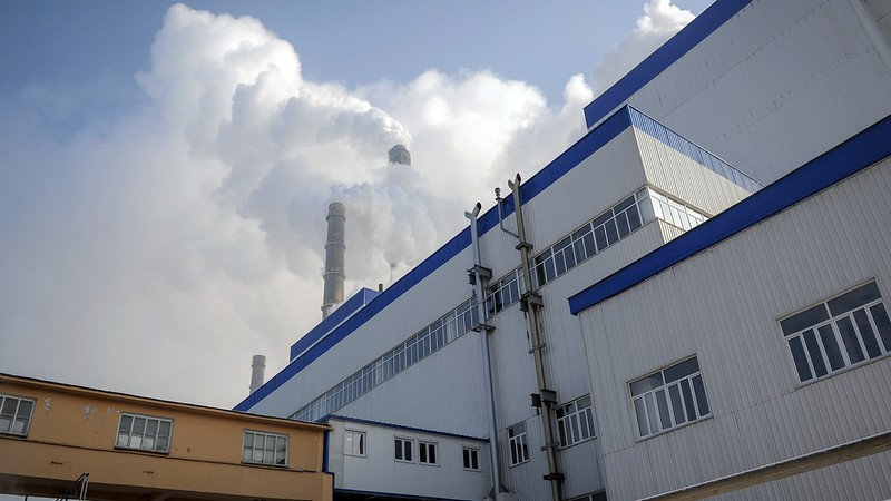 «Электрические станции» в 4 квартале 2017 года получили $353,876 млн по проекту «Модернизация ТЭЦ Бишкека»