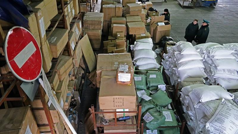По факту контрабанды товаров народного потребления с Узбекистана за год возбуждено 10 уголовных дел